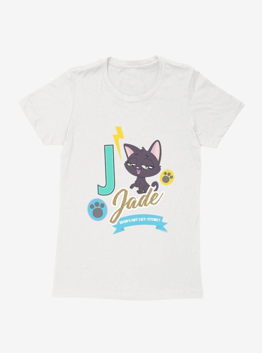 Littlest Pet Shop Meet Jade Womens T Shirt Littlest Pet Shops Littlest Pet Shops Disney Coloring Pages Amiguru In 2020 T Shirts For Women Little Pets Littlest Pet Shop