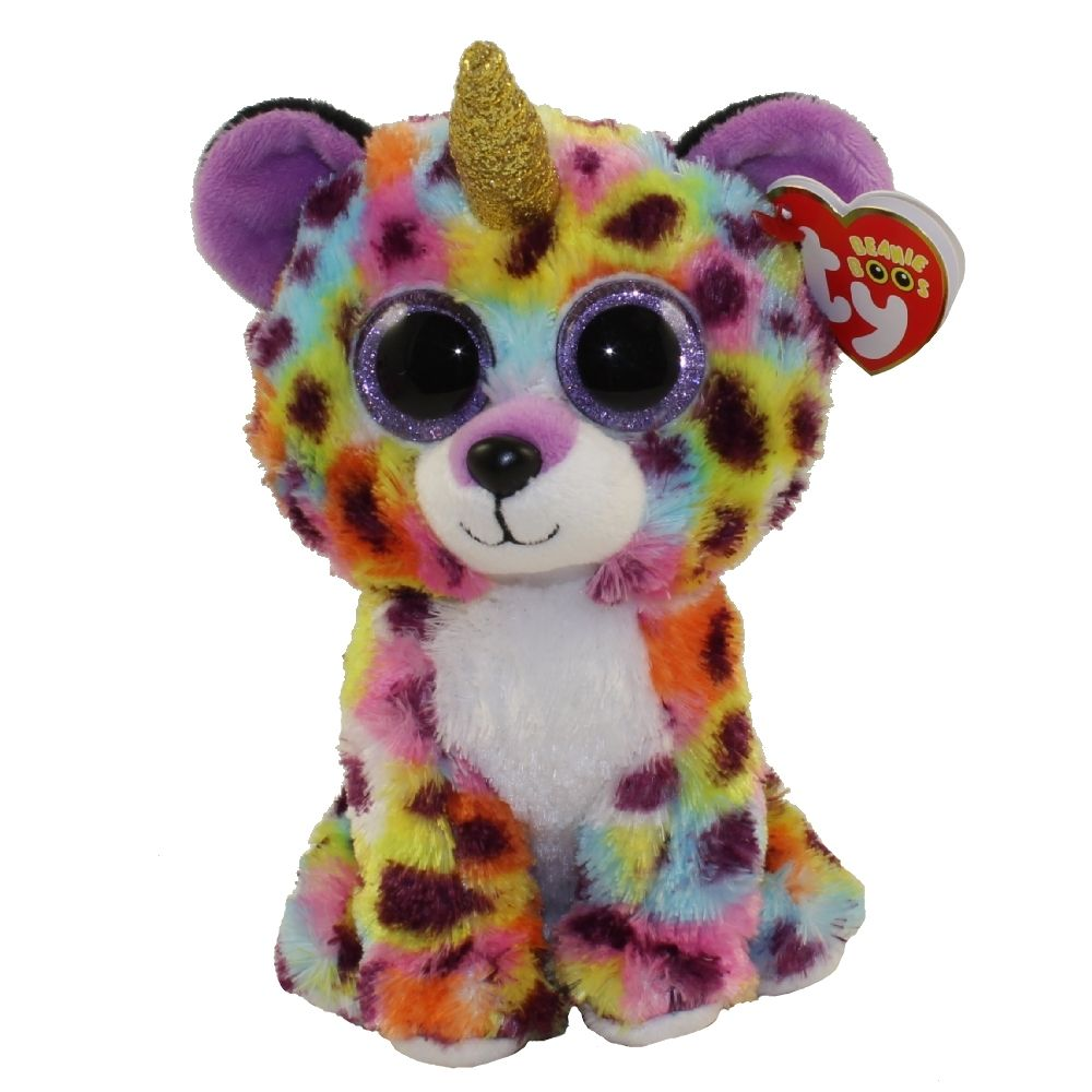TY Mini Beanie Boos Series 3 MUFFIN the Cat Vinyl Figure Hand Painted 2018 NEW