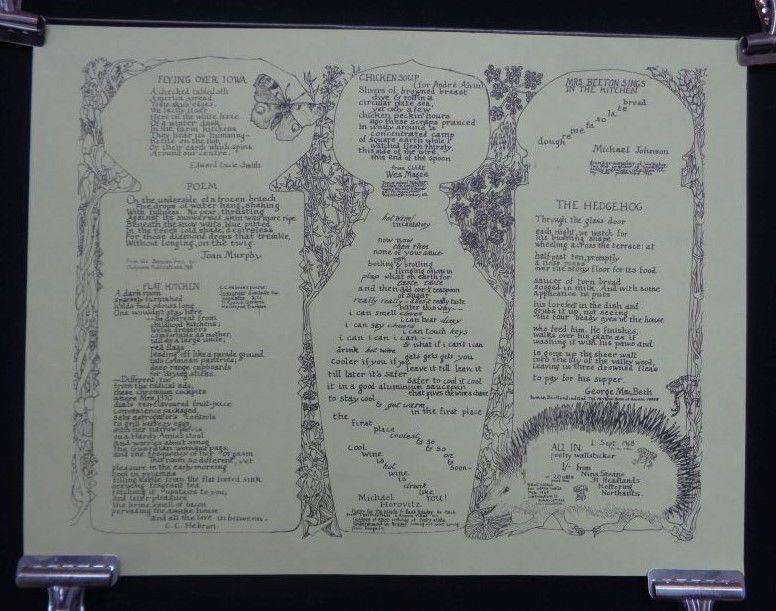 edward lucie smith poems