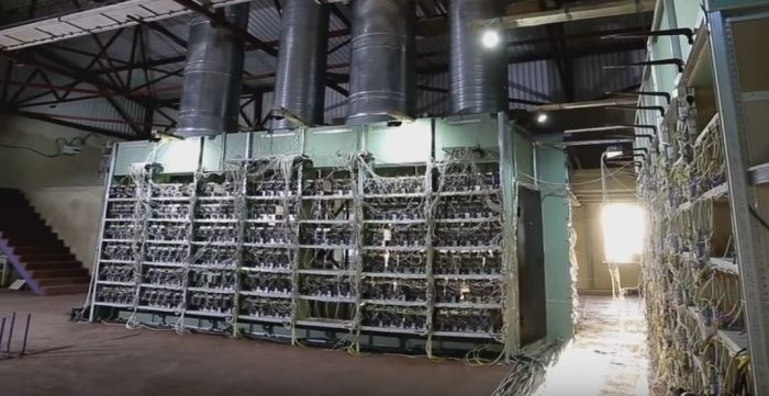 Biggest Top Secret Russian Bitcoin Mining Farm (With images ...