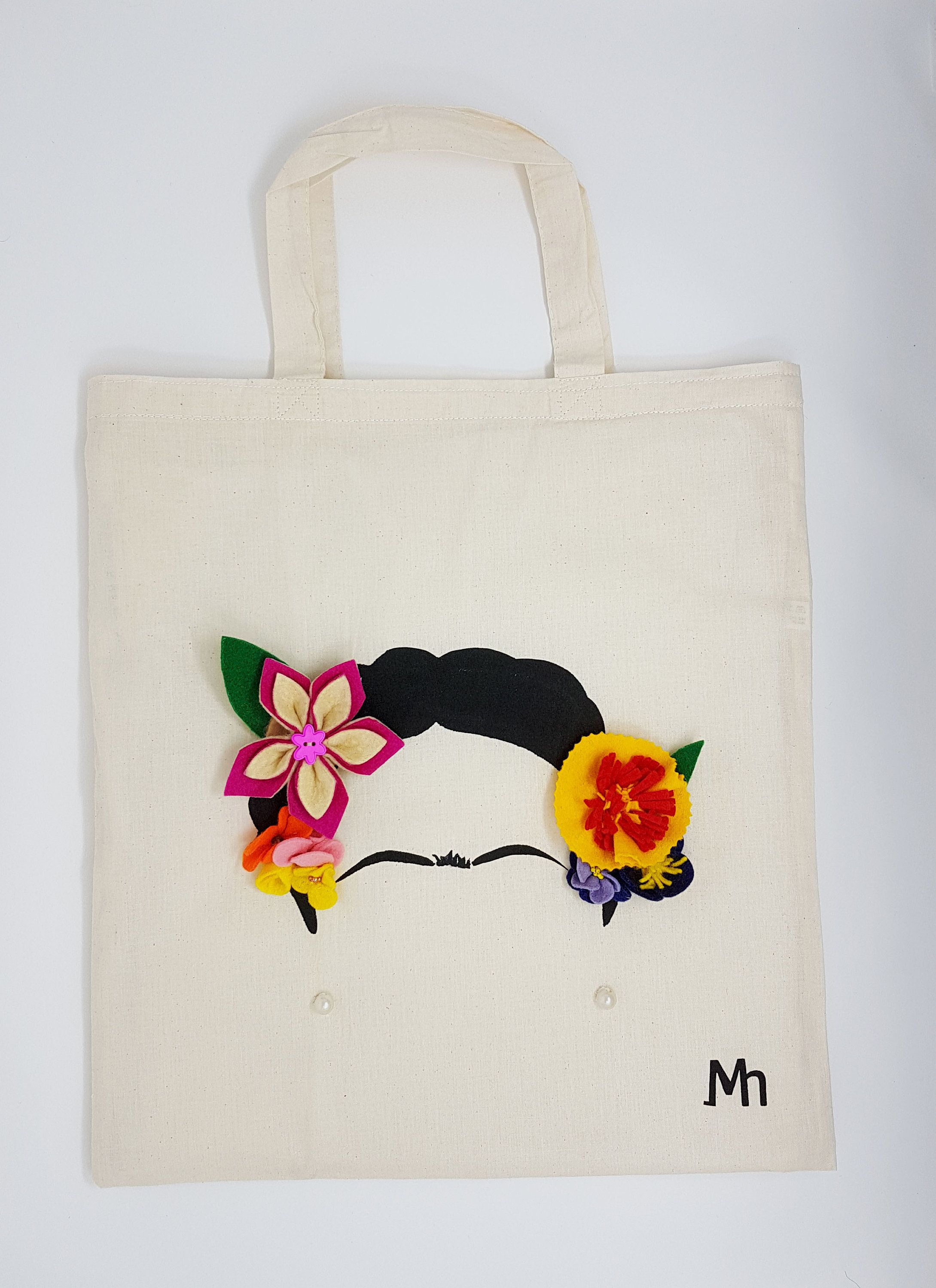 Tote Bag Frida Kahlo A Shopping Bag To Celebrate Women Strength