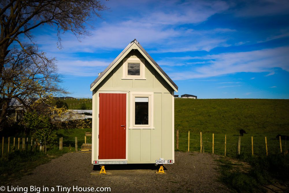 Couple Build Tiny House To Live Big In Retirement