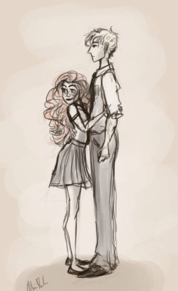 Little Bit Of Scorose But I Don T Really Know Much About Them But I Love Dramione Harry Potter Drawings Harry Potter Fan Art Scorose