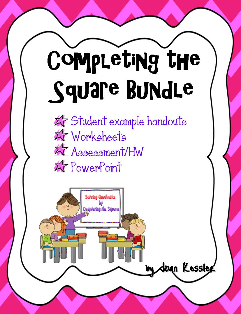 Algebrapleting The Square