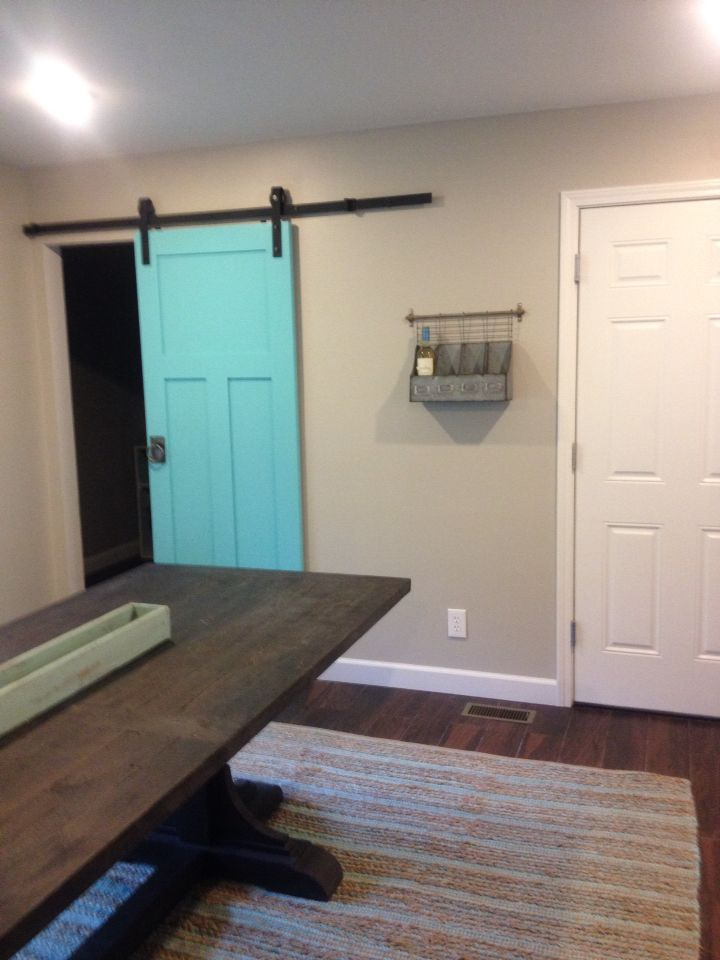 Pantry Door Color Quot Belize Quot From Sherwin Williams Wall