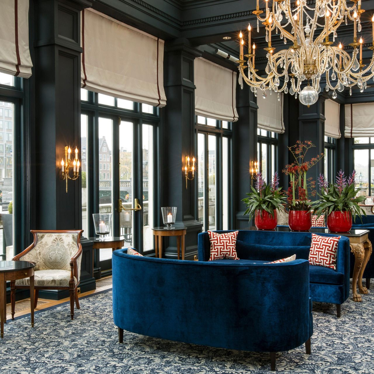 "tinamotta "" Hotel Intercontinental Amsterdan Fonte www"