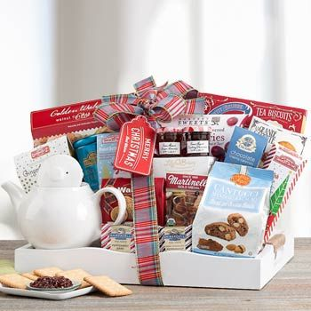 Tea Treasures Gift Basket See More At Tbasketpros