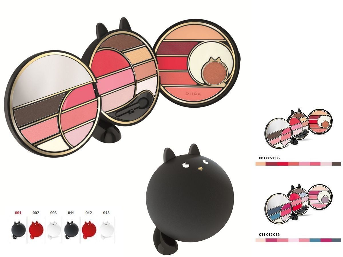 Trousse Cat 4 001 black: Amazon.de: Beauty