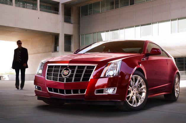 Cadillac Cts V Lease >> Future Cadillac Coupe And Wagon Models May Not Be Cts