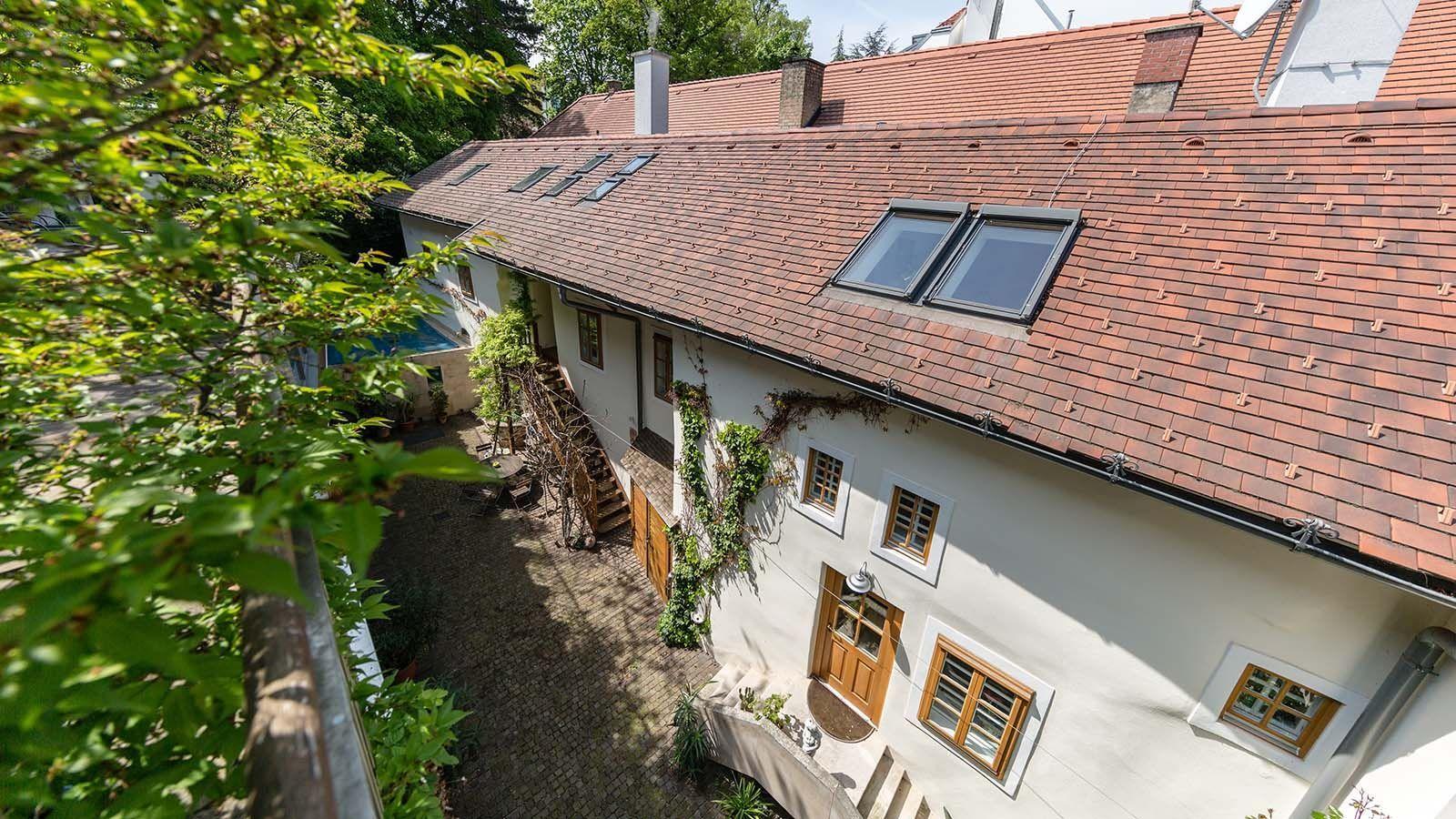 Ruheoase In Grinzing Wien Dobling Otto Immobilien Immobilien Wien Luxus