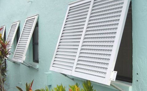 A Leading Manufacturer Of Hurricane Shutters, Storm Shutter, Security  Shutters, And Exterior Shutters Of All Types.