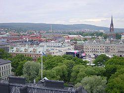 Sundsvall in Sweden from above.jpg