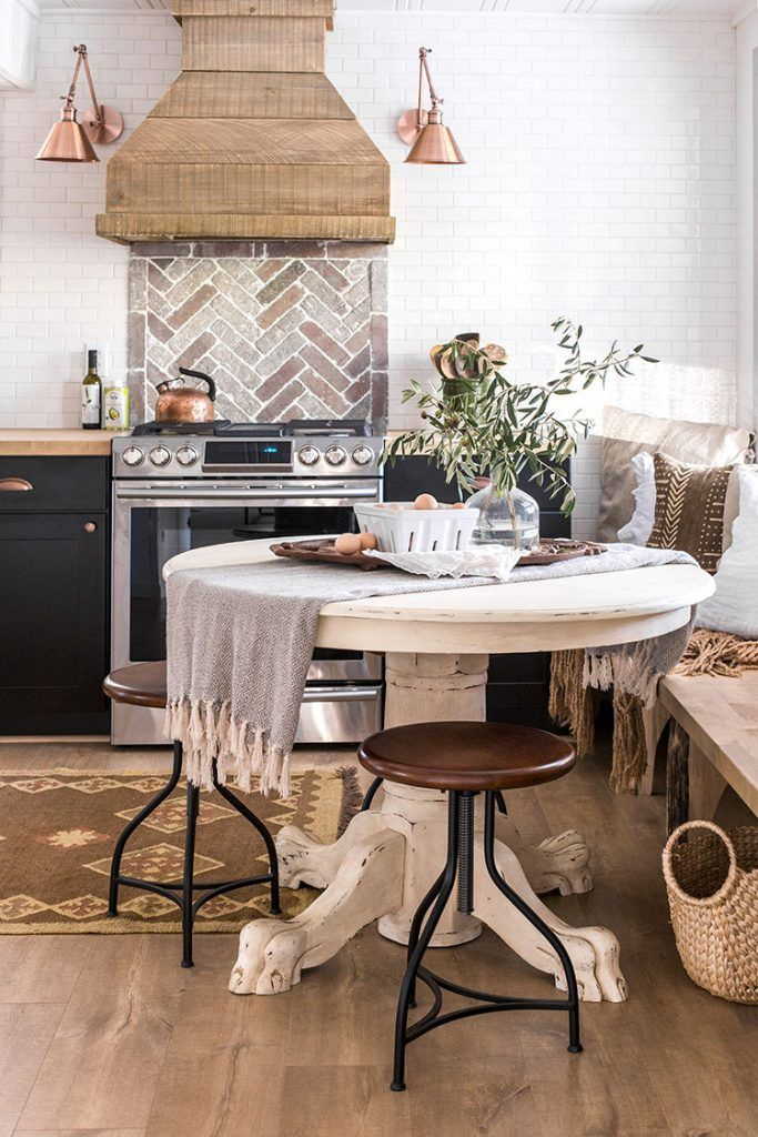 The Kitchen: Cottage House Flip Reveal