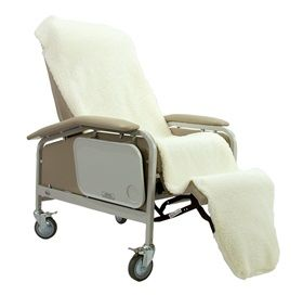 Alimed Deluxe Recliner Chair Covers Provide Greater Comfort For Patients Seated In Standard Size Dia Recliner Chair Covers Chair Covers Leather Reclining Sofa