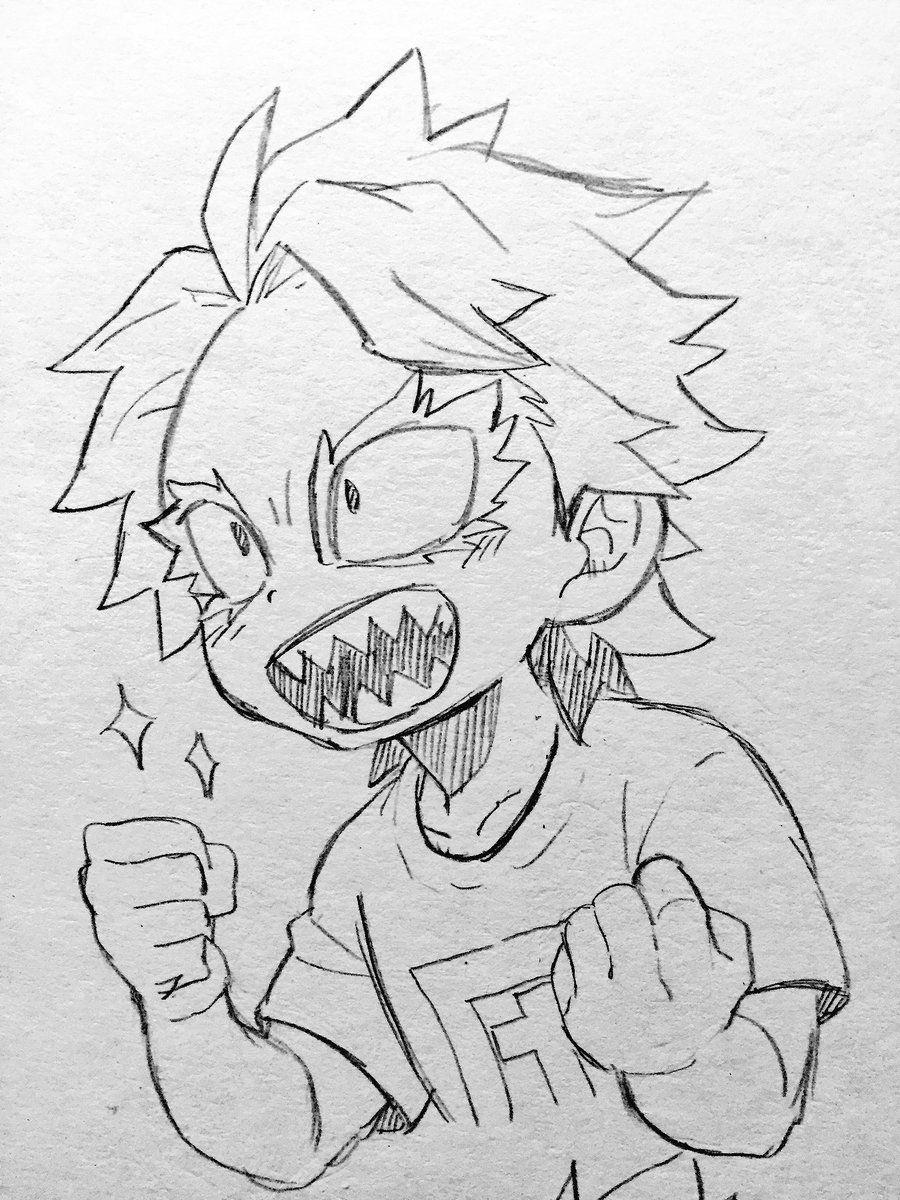 Dessin Manga Facile My Hero Academia