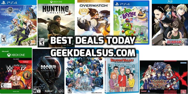 Gaming Deals PS4 Deals: World of Final Fantasy for $29 99 (-25