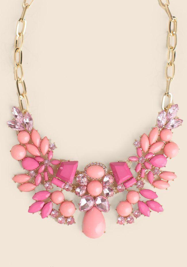 J.Crew statement necklace. Love it!