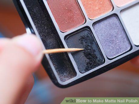 Image titled Make Matte Nail Polish Step 9