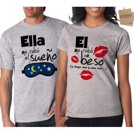 Resultado de imagen para camisetas personalizadas para parejas superman f267f6dea6074