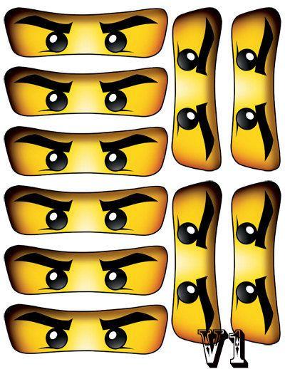 ninjago | kinder geburtstagsideen, ninja geburtstag