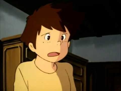 Heidi Capitulo 38 La Nueva Casa Dibujos De Anime Monitos Animados Dibujos