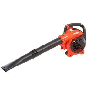 Echo 191 Mph 354 Cfm 25 4 Cc Gas 2 Stroke Cycle Low Noise Handheld Leaf Blower Pb 255ln The Home Depot Gas Blowers Leaf Blower Blowers