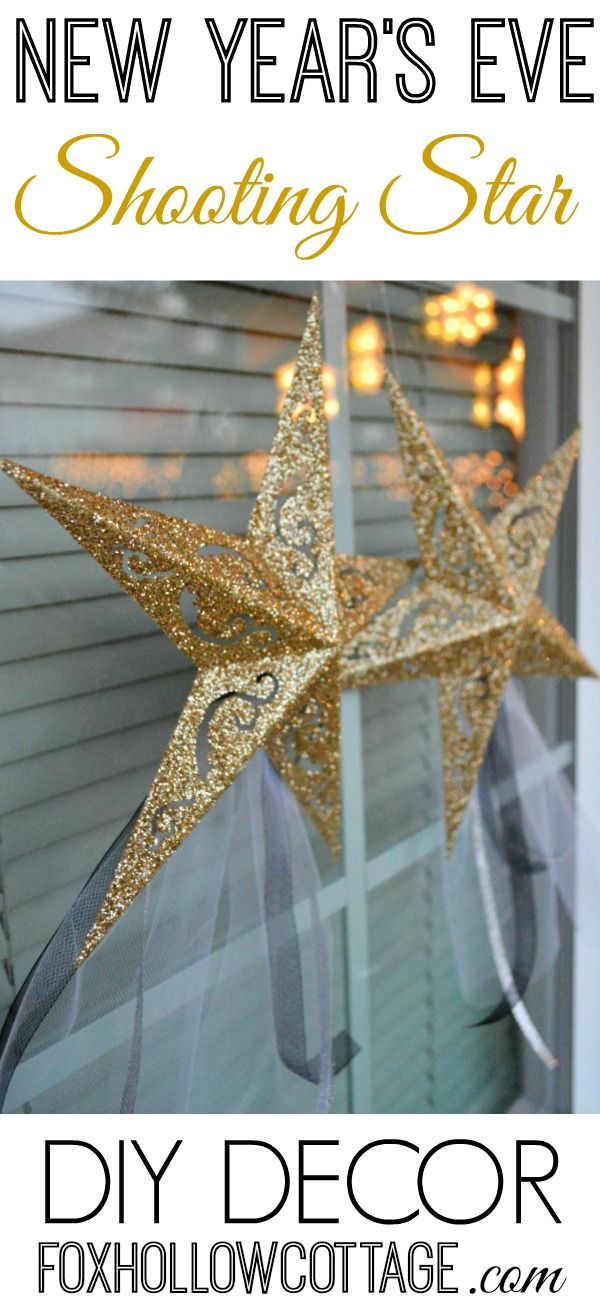 New Year's Eve Diy Decorating Ideas | New years eve, Diy ...