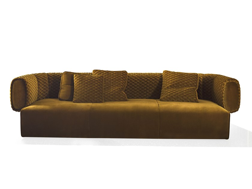 Download The Catalogue And Request Prices Of Hug Velvet Sofa By Cornelio Cappellini 4 Seater Fabric Sofa Design Luca Erb Fabric Sofa Design Sofa Velvet Sofa