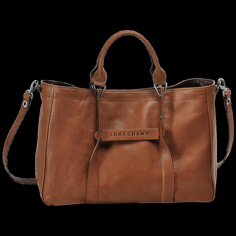 Cabas M, Sacs, Cognac (Ref.:L1285770) | Longchamp bag, Bags ...