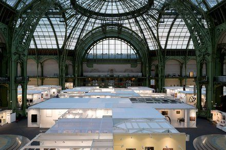 At 44 a Paris Art Fair Is Gaining Even More Steam