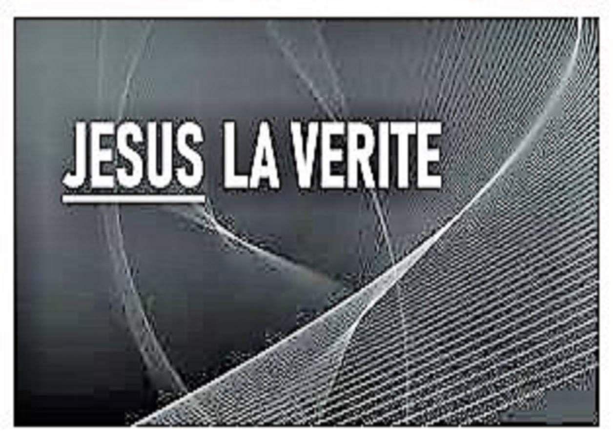 Jesus La Verite Qu Est Ce Que La Verite Cette Question Fut Posee Par Pilate A Jesus Lors De Son Proces Helas Pilat Verite Enseignement Biblique Homme