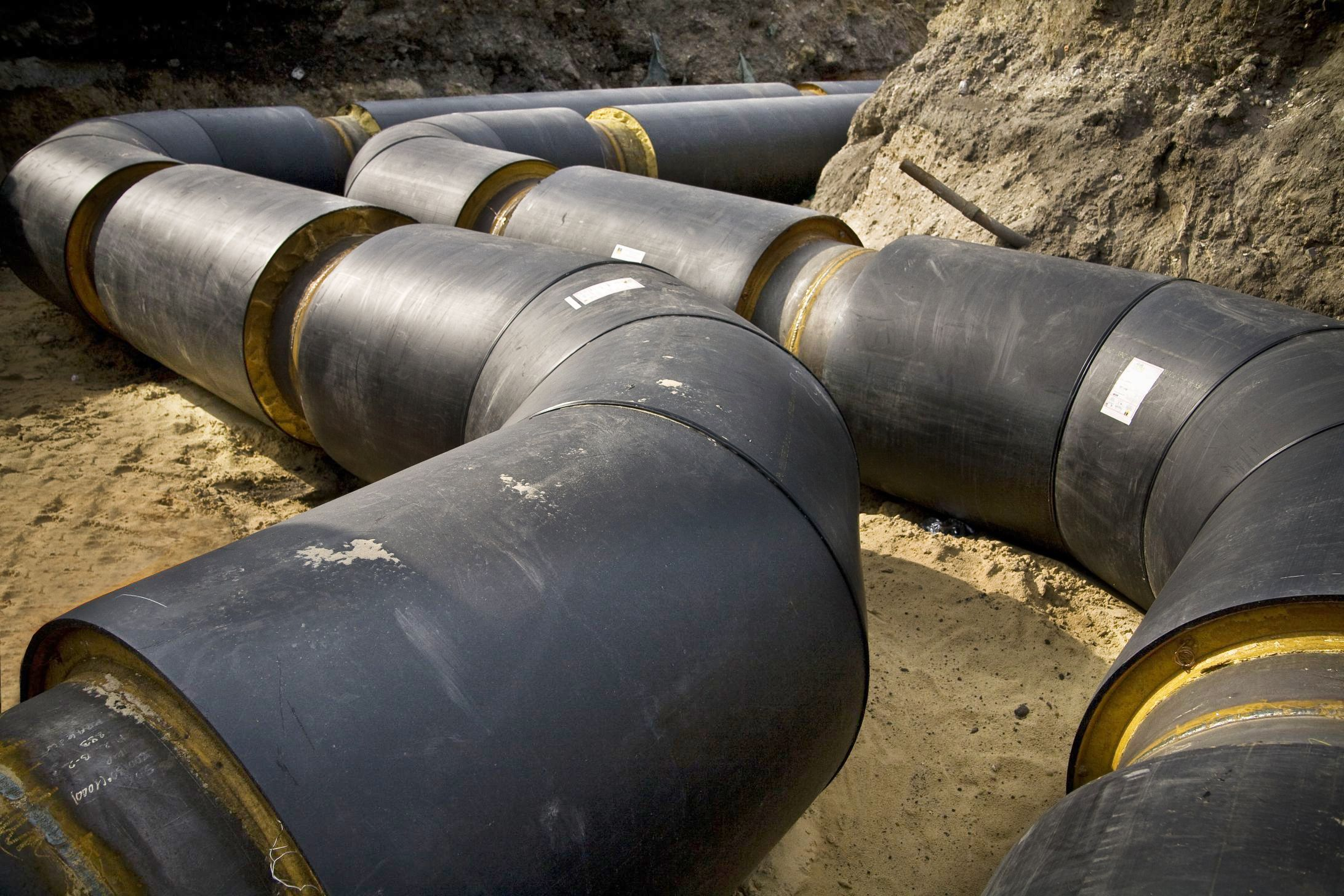 Pre Insulated Pipes Also Called As Insulated Pipes Or
