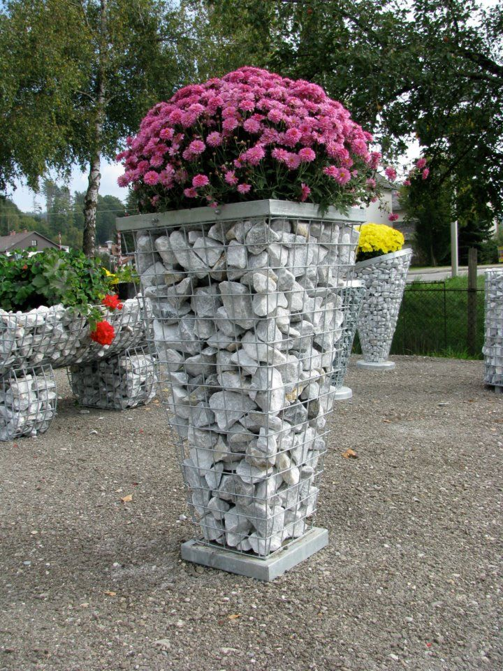 25 Stunning Gabion Ideas That You Should Not Miss 400 x 300