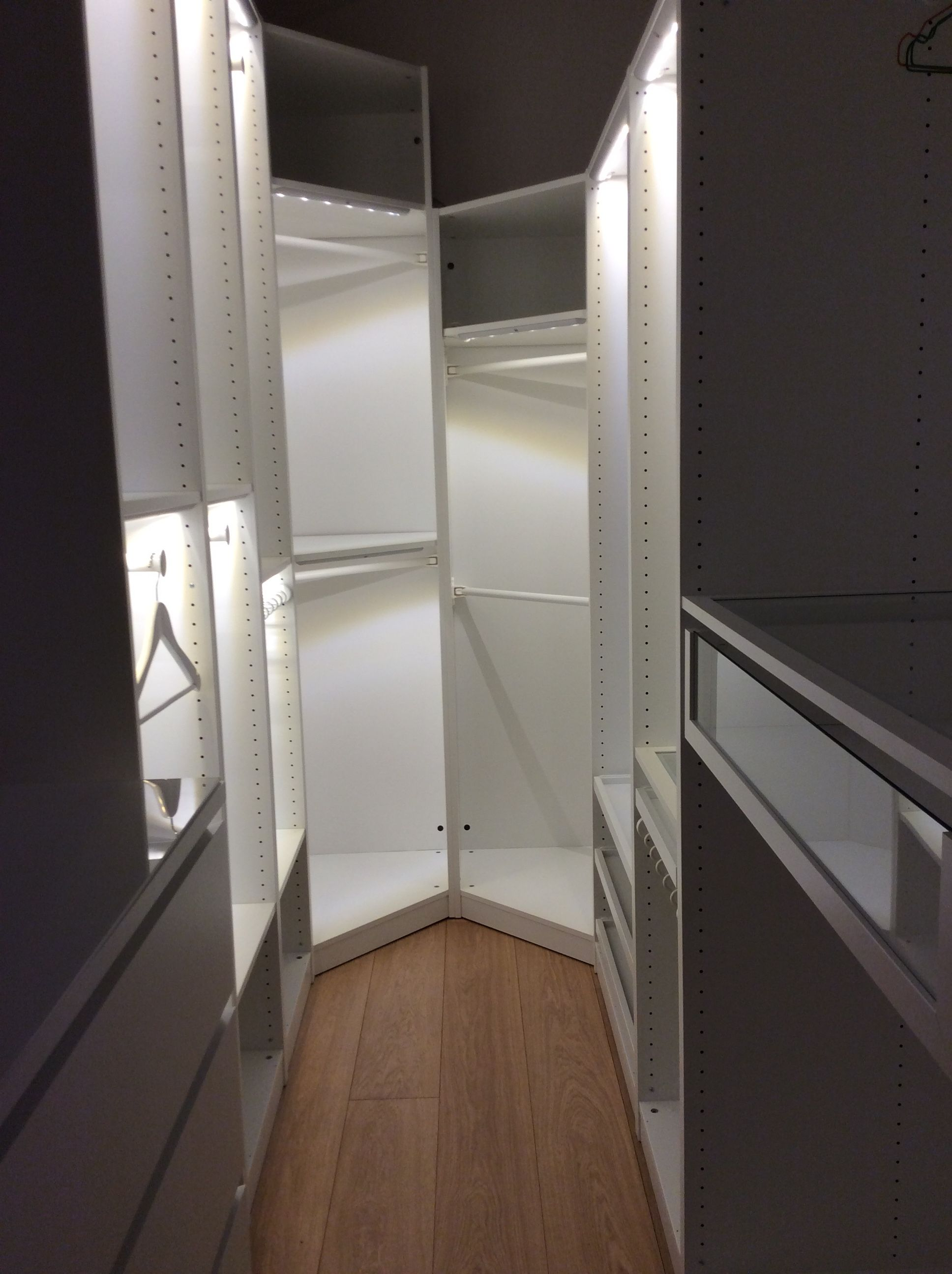 Cabina armadio Ikea
