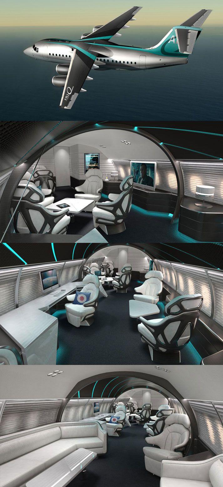 abj q business jet foi inspirada em james bond design pinterest james bond jets and ems. Black Bedroom Furniture Sets. Home Design Ideas