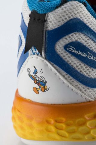 659fdd4a8a Quacking Up: New Balance Releases Donald Duck Inspired Shoes ...