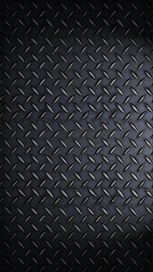 Black Diamond Plate Metal Apple Pinterest Wallpaper