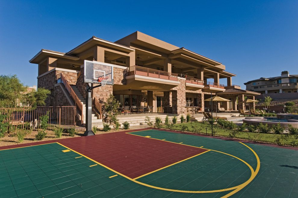 What to Buy to Make Your Own Basketball Court with ...