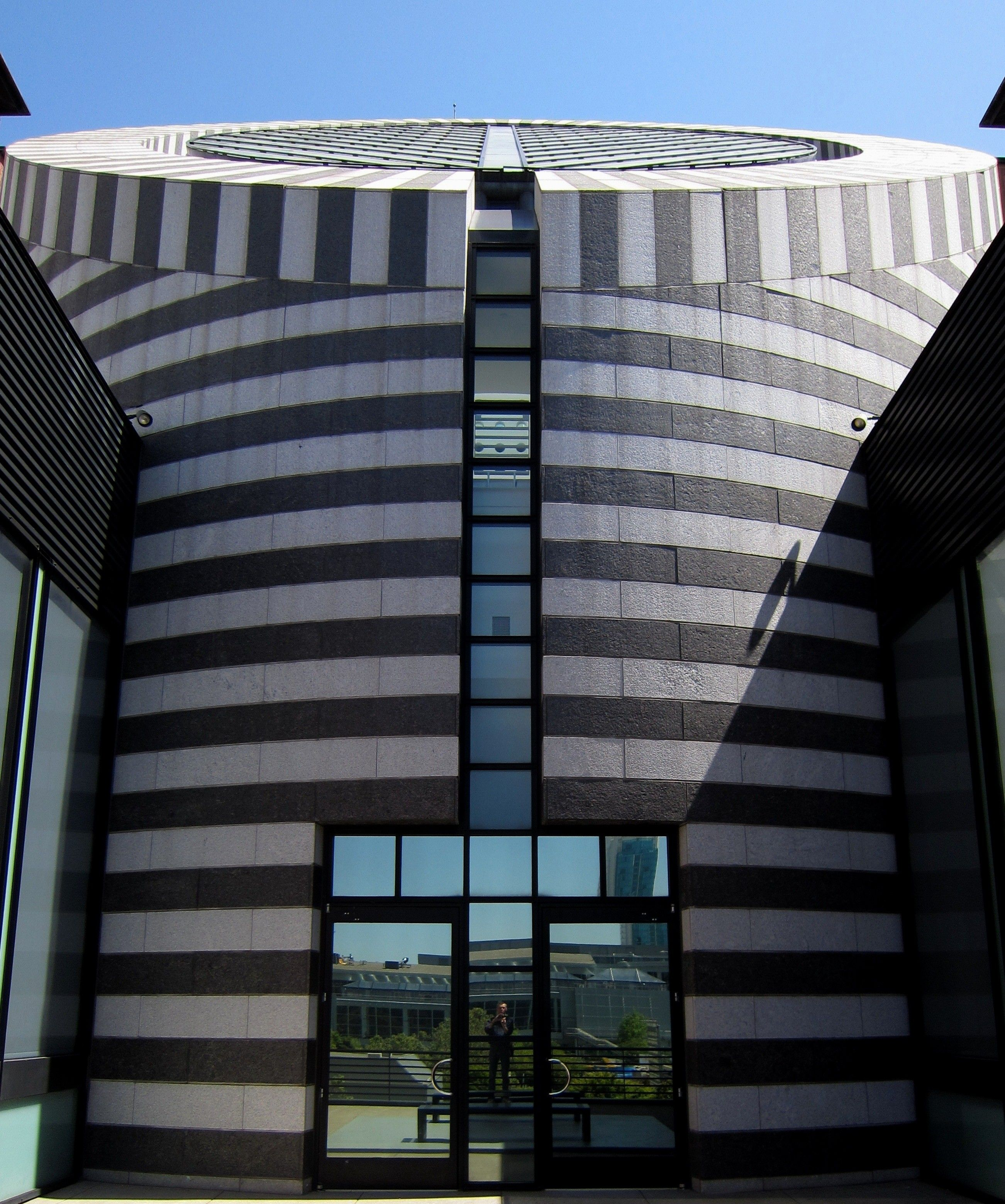 Mario botta architecture pinterest moderne - Postmoderne architektur ...