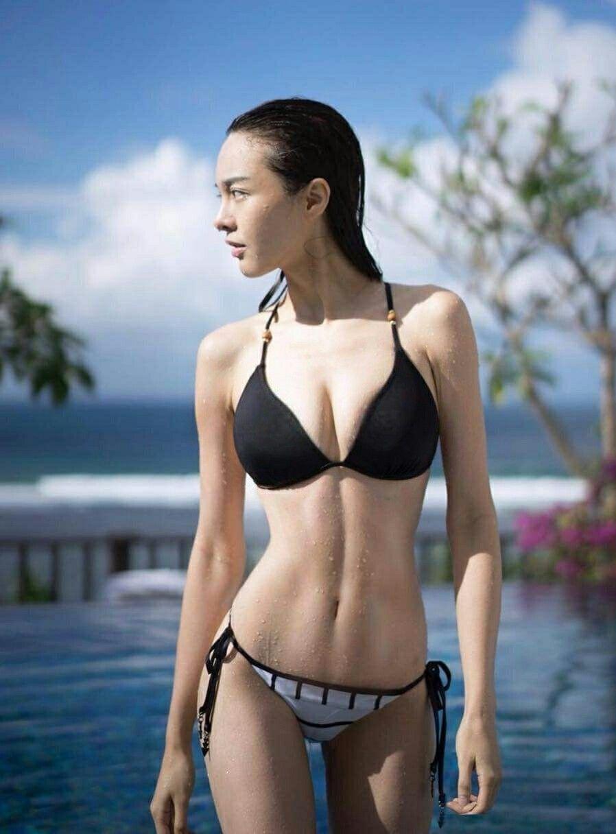 asian models Swimwear