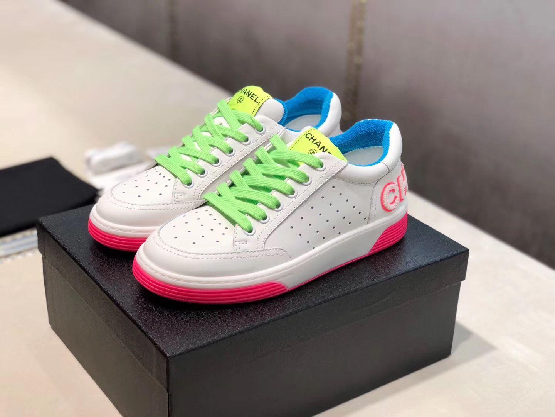 Chanel sneakers, Sneakers, Chanel