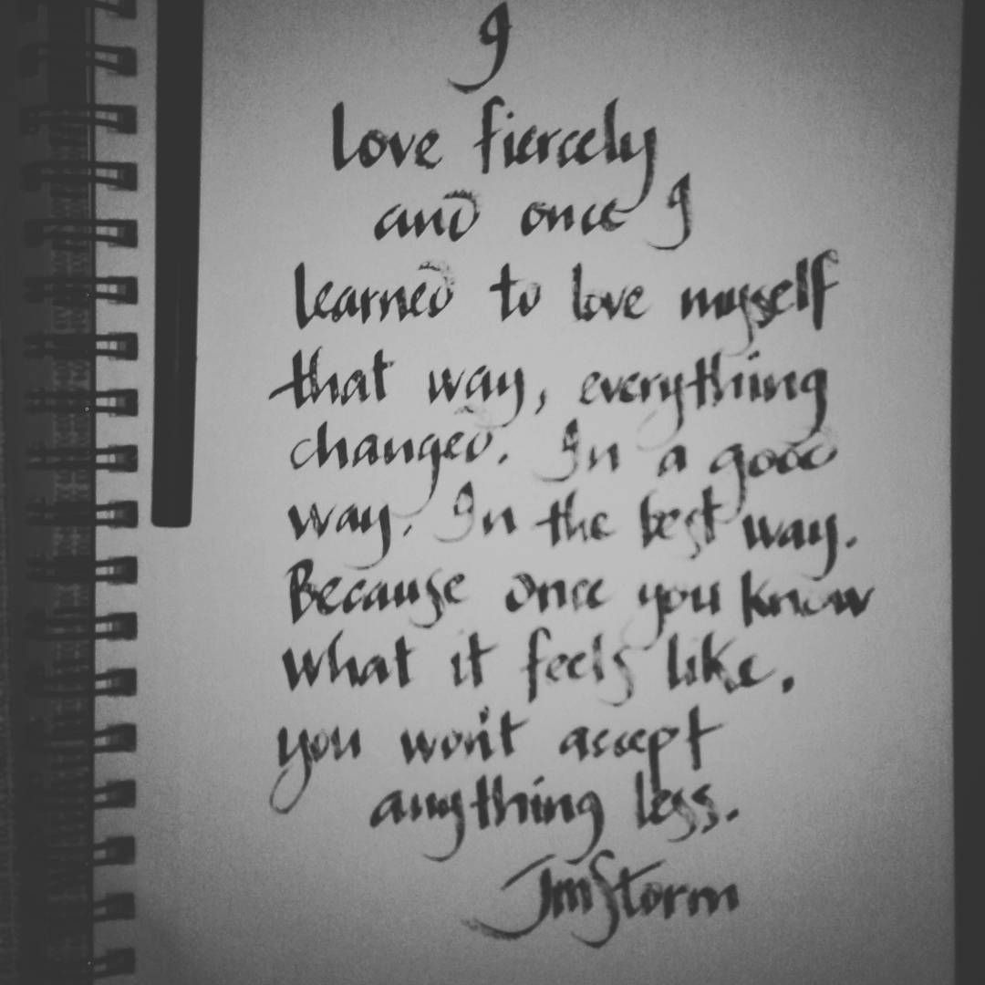 Wisdom About Life Quotes Tonight's Piece Of Calligraphyjmstormquotes Jmstorm