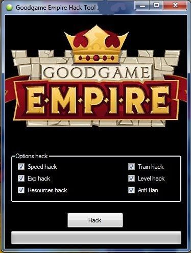 скачать чит на goodgame empire