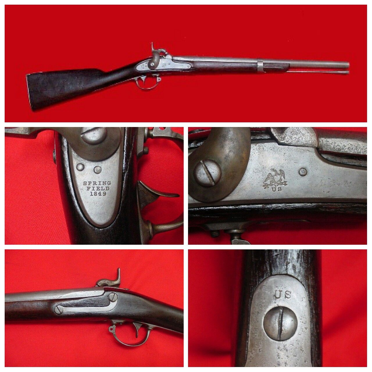 Confederate Cavalry Weapons