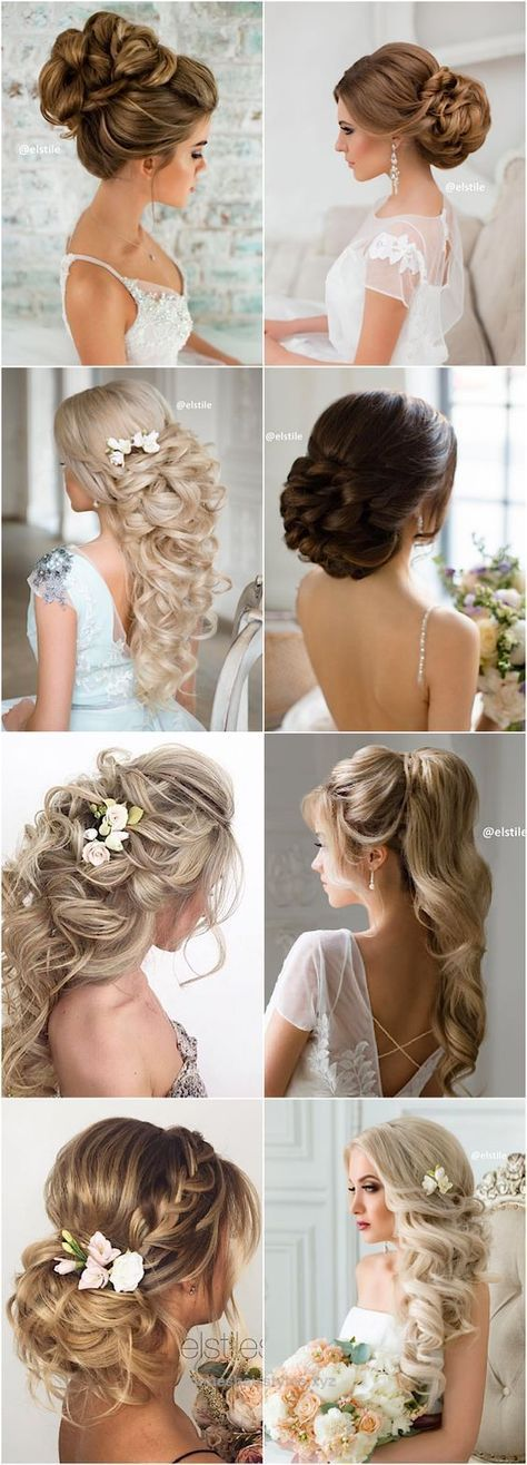 Featured Hairstyle Elstile Wwwelstileru Wedding Hairstyle Idea