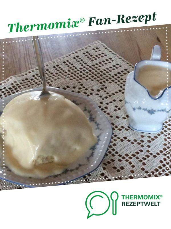 Vanillesoße schnell #dampfnudelnrezept