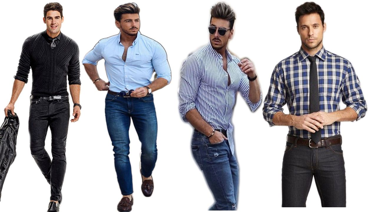 24++ Dress shirt and jeans ideas