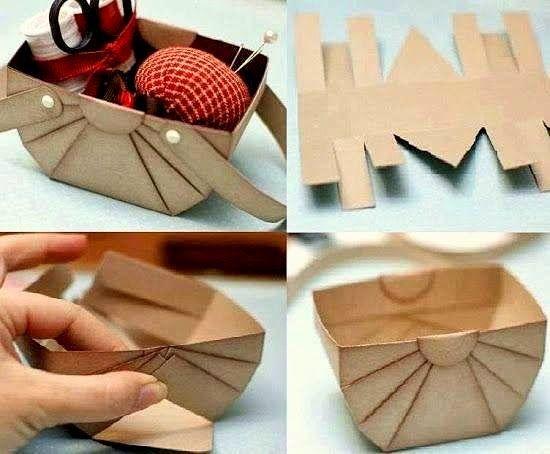 Idea Kreatif Diy Bekas Serbaguna Kitar Semula
