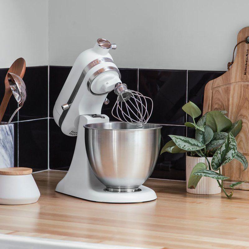 Kitchenaid Artisan Mini Series Tilt Head 10 Speed 3 5 Qt Stand