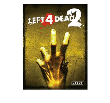 Left 4 Dead 2 Logo Poster Left 4 Dead Left 4 Dead Game Video Games